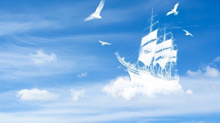ספינה בשמיים