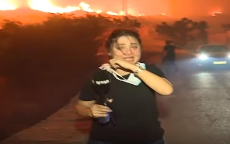 """עוד מדינה """"ערבית"""" מומצאת קורסת: הפגנות אלימות ברחבי לבנון, שנשרפת. נסראללה ינאם?"""