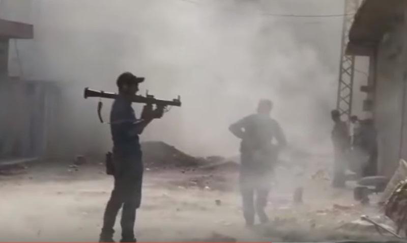 קרבות רחוב קשים בראס אלעין, הפצצות כל הלילה של הצבא הטורקי. הסולטן יעצור?