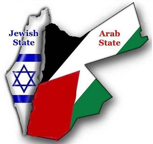 Границы Государства Израиль в соответствии с Международным правом