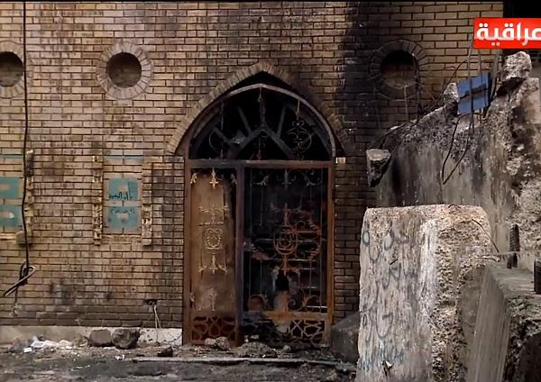 רימון על כוחות בטחון עיראקיים בלב בגדאד, נפגעים רבים. רחוב אלרשיד נחרב:
