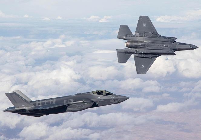 האם מטוסי 'אדיר' חמקניים מישראל הפציצו את האתר הגרעיני בפרצ'ין?