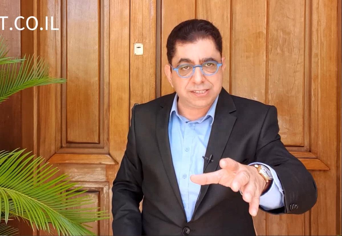 """ח ד ש: עלה הסרטון החדש של ד""""ר גיא בכור ביוטיוב: על הפיצוצים המיסתוריים באיראן"""