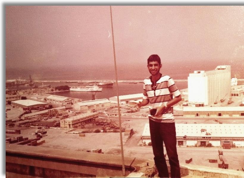 מתוך המאמר החדש: עומד על נמל ביירות, 1982. ומי יוצא באנייה ברקע, זה הסוס הטרויאני?