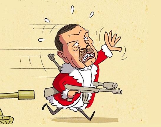 הלירה הטורקית קורסת ממש כל שעה. מה השער החדש של המגלומן הפנטזיונר?