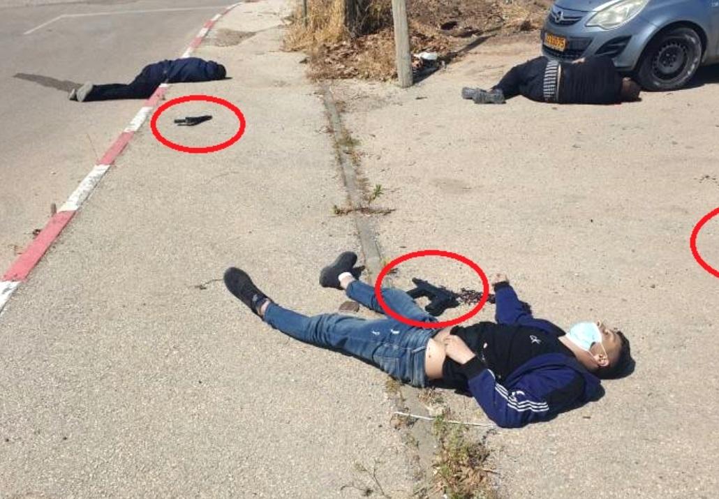 נמנע טבח המוני: שלושה מחבלים שפתחו באש בשומרון - חוסלו:
